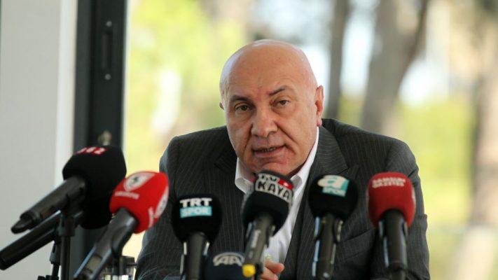 """Samsunspor Kulübü Başkanı Yıldırım: """"Biz temiz bir futbol, temiz bir yönetim istiyoruz"""""""