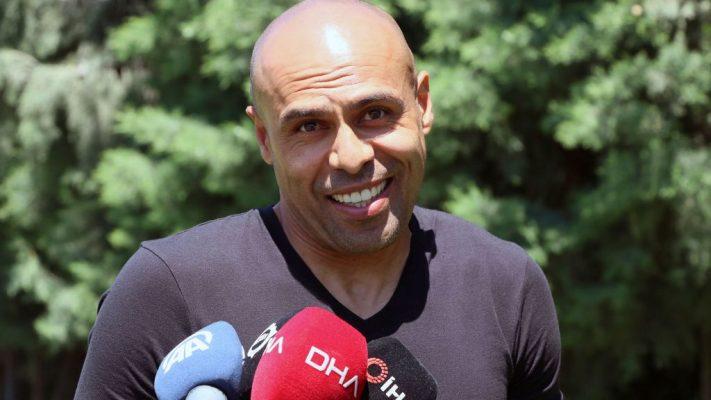 Altay Yardımcı Antrenörü Mert Nobre, 5. kez Süper Lig'e çıkma sevinci yaşamak istiyor: