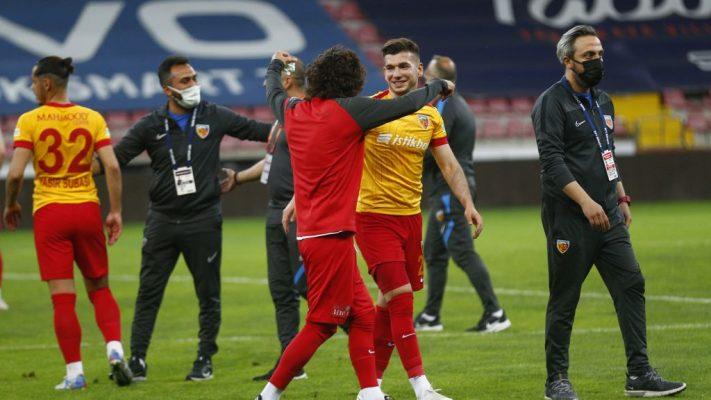 Hes Kablo Kayserispor - Fenerbahçe