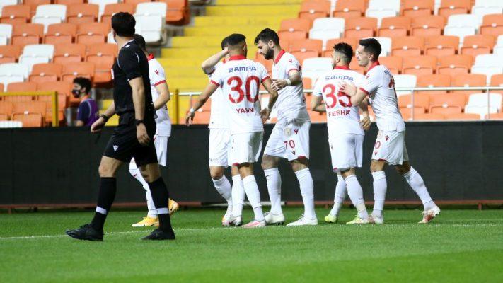 Adanaspor - Yılport Samsunpor