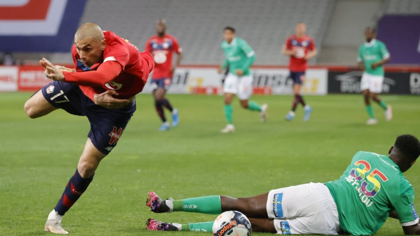 Lille vs AS St Etienne: French Ligue 1