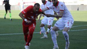Altınordu - Yılport Samsunspor