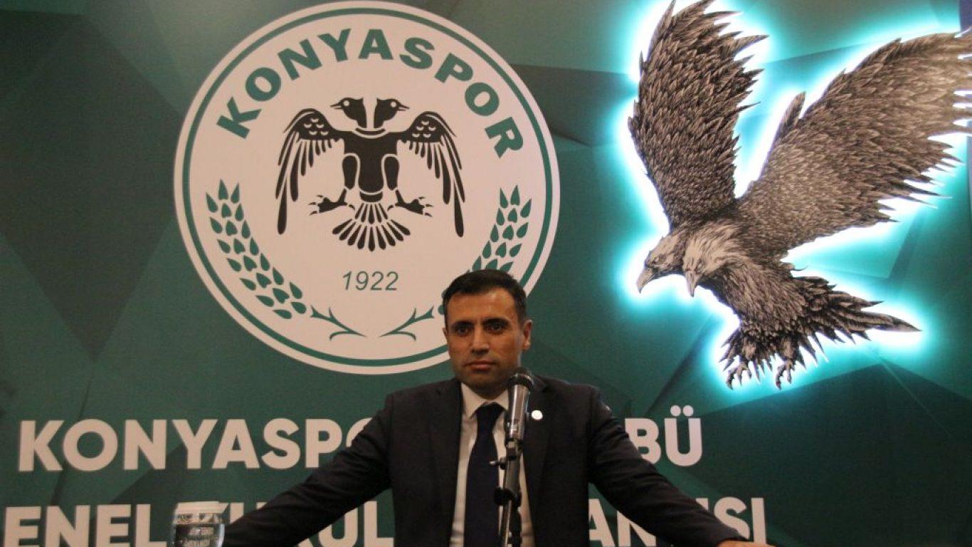 Konyaspor Kulübünün yeni başkanı Fatih Özgökçen oldu