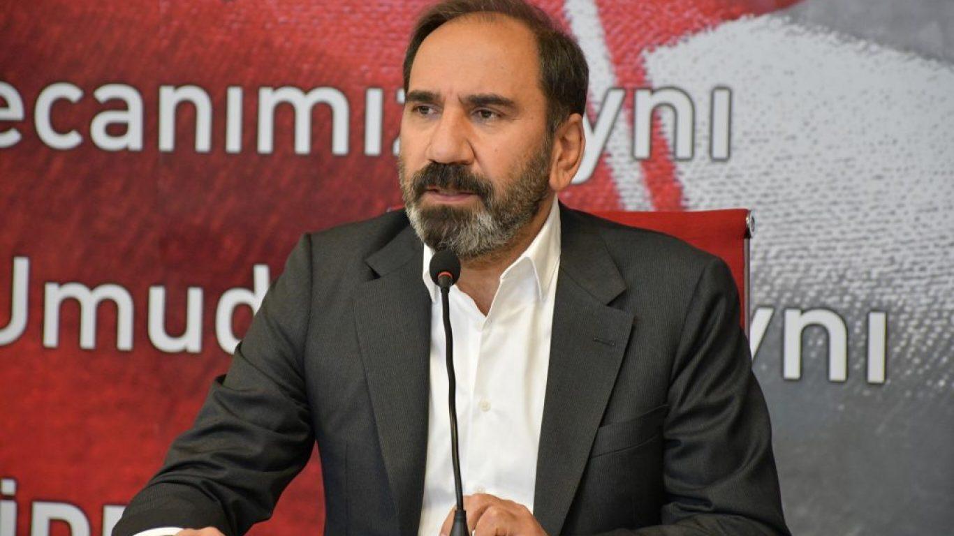 """Sivasspor Kulübü Başkanı Otyakmaz, """"Futbolda şike kumpası"""" davasında çıkan kararları değerlendirdi"""