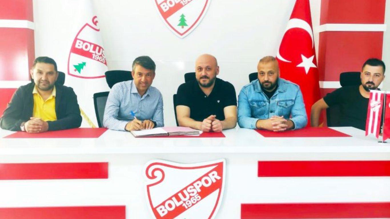 Boluspor, Reha Kemal Erginer ile yola devam edecek