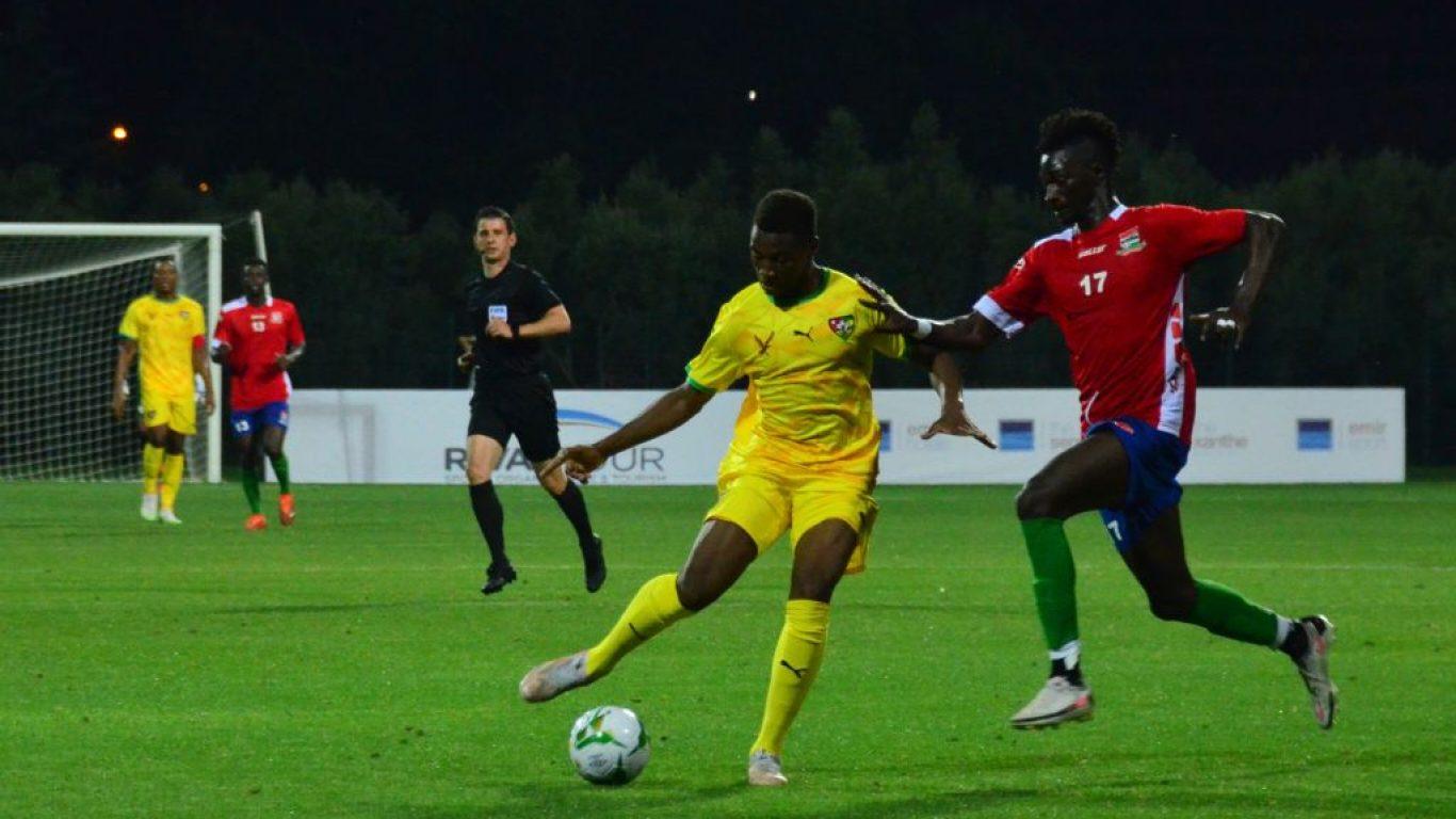 Gambiya - Togo