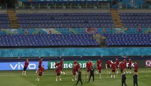 Türkiye-İtalya maçına doğru