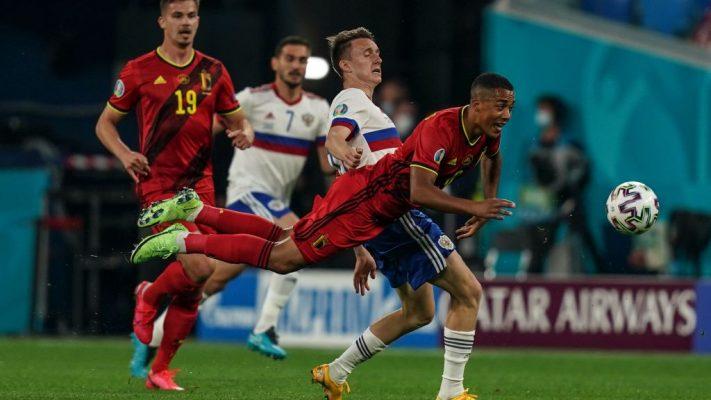 EURO 2020: Belçika - Rusya