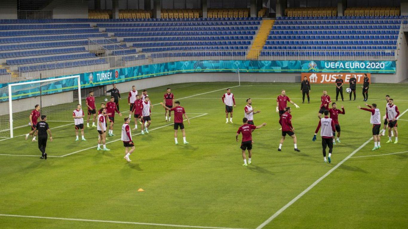 Türkiye - Galler maçına doğru