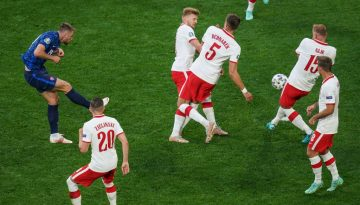 EURO 2020: Polonya - Slovakya