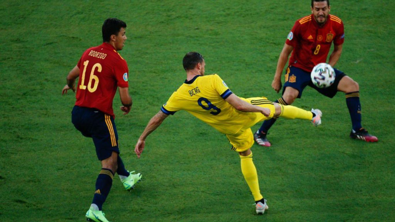 Soccer: EURO2020 - Spain v Sweden