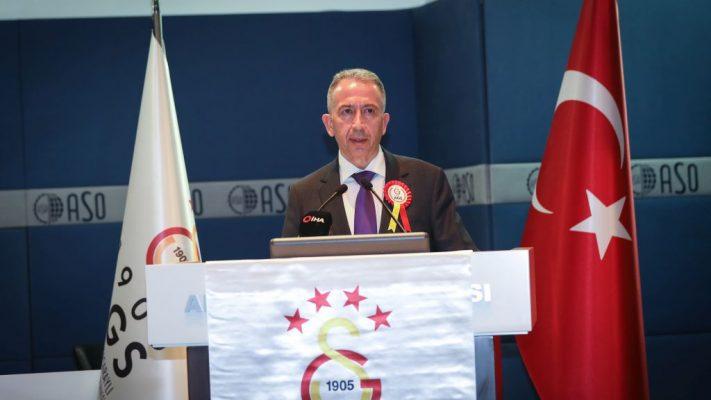 Galatasaray Kulübü Başkan Adayı Metin Öztürk, 1905 AGS'ye konuk oldu: