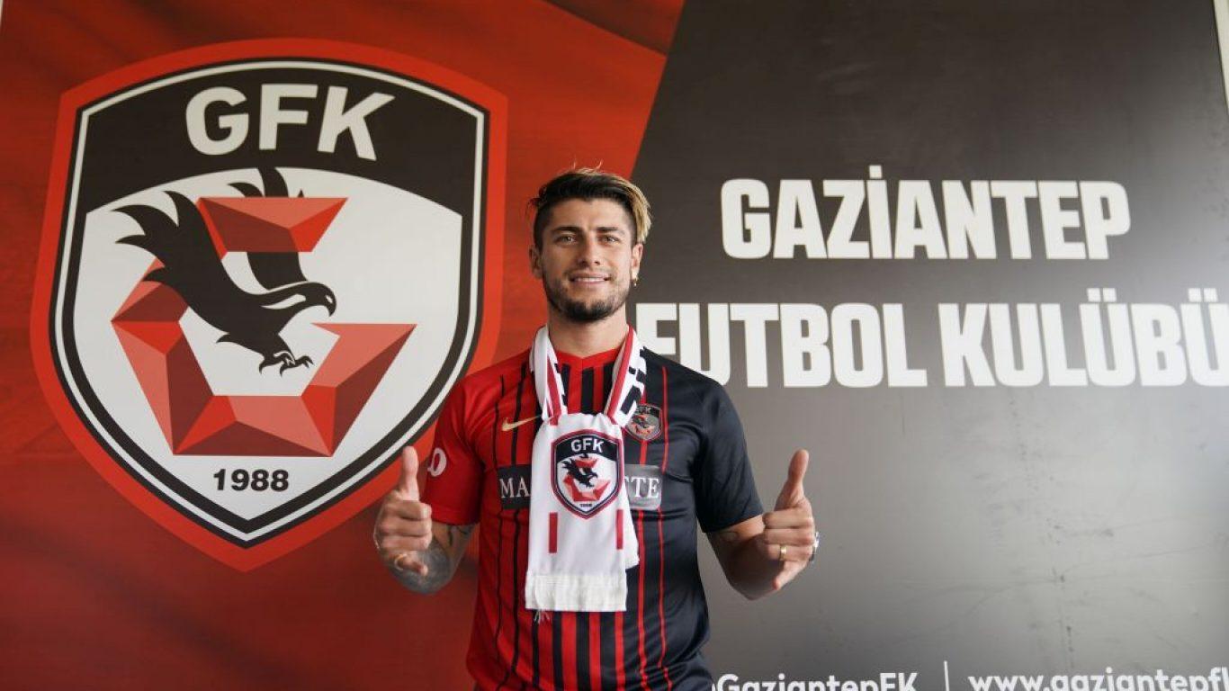 Gaziantep Şilili futbolcu Sagal ile anlaştı