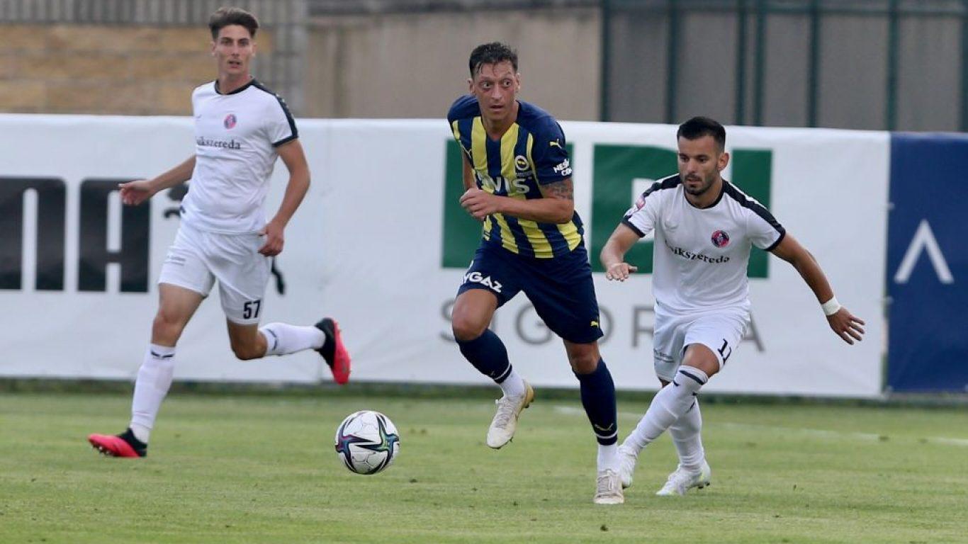Hazırlık maçı: Fenerbahçe - Csikszereda