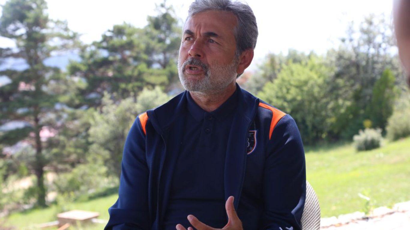 Medipol Başakşehir Teknik Direktörü Kocaman'ın hedefi en az 1,8 puan ortalaması: