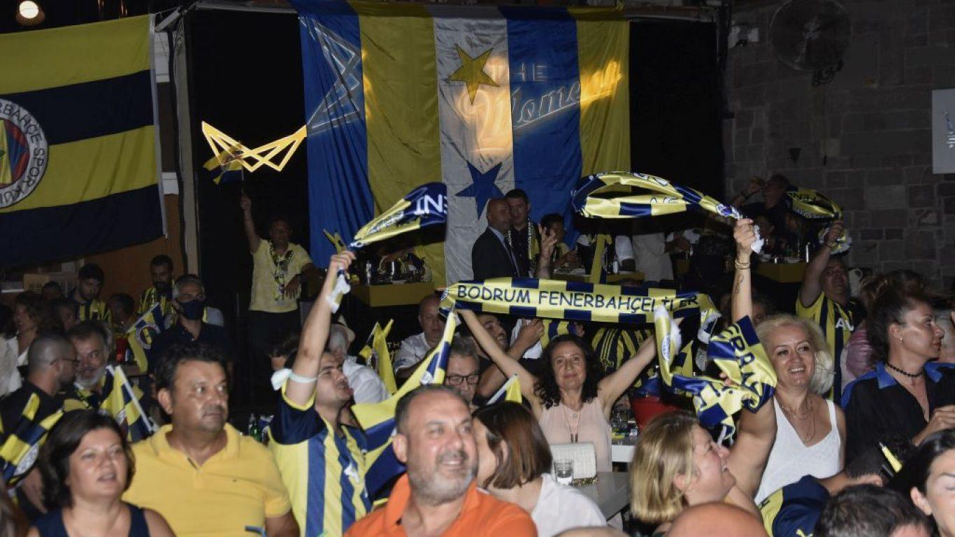 """Bodrum'da """"19.07 Dünya Fenerbahçeliler Günü"""" etkinliği"""