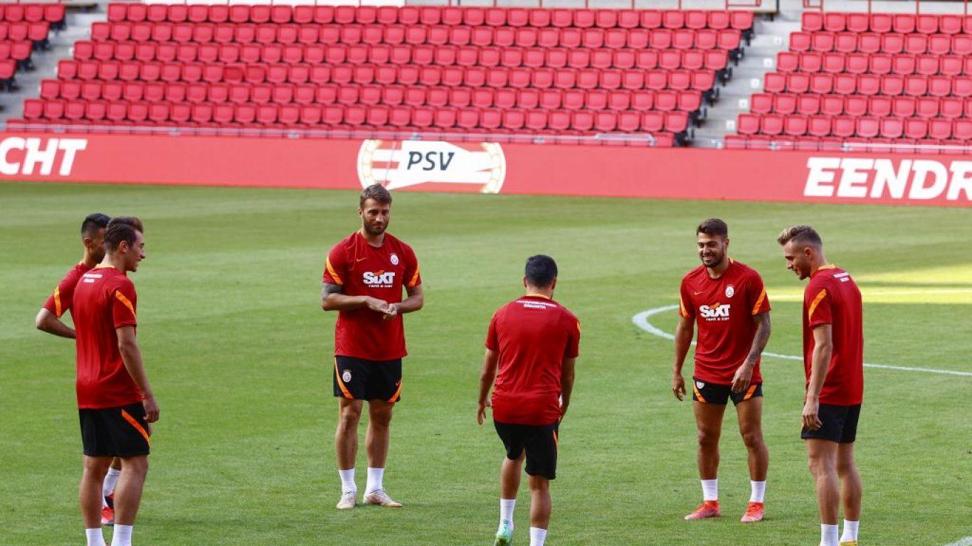 PSV Eindhoven - Galatasaray maçına doğru