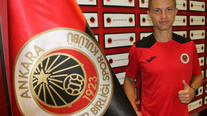 Gençlerbirliği, Ukraynalı Oleksandr Belyaev'i transfer etti