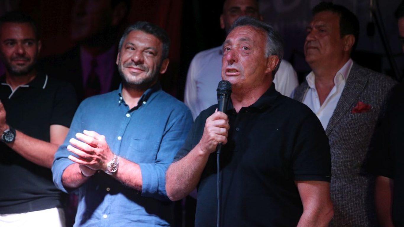 """Beşiktaş Kulübü Başkanı Ahmet Nur Çebi: """"Transferler gizli yapılır, transfer bittiği gün açıklanır"""""""