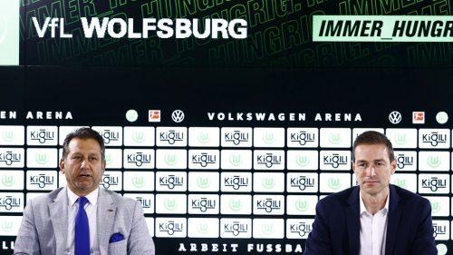 Kiğılı, Almanya'nın Wolfsburg futbol takımına sponsor oldu