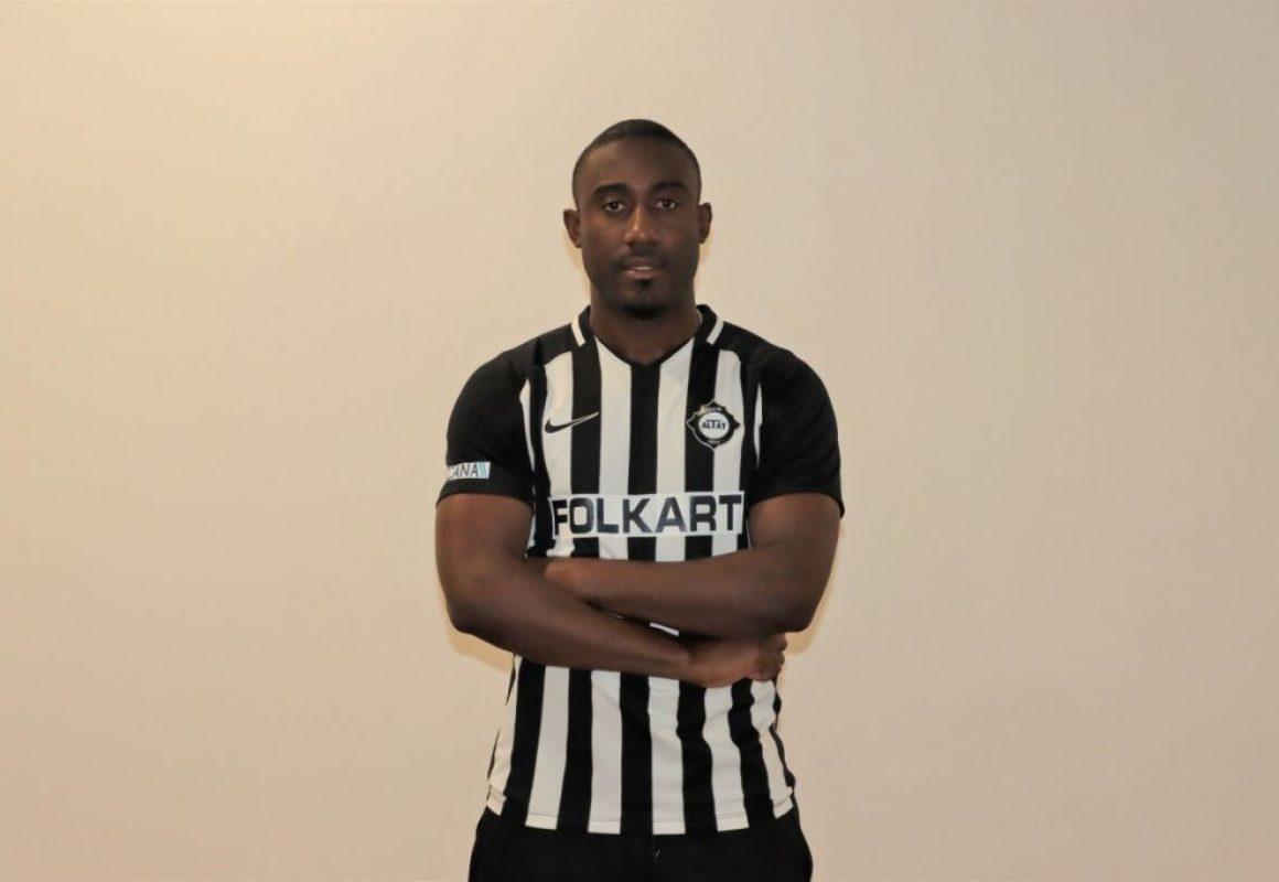 Altay, Fildişi Sahilli futbolcu Serge Arnaud Aka'yı transfer etti