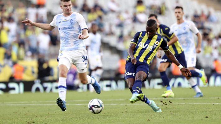 Fenerbahçe - Dinamo Kiev
