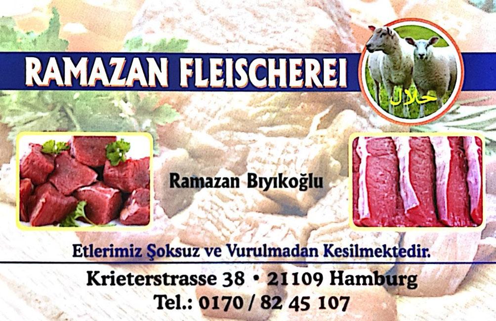 Ramazan-Fleischerei