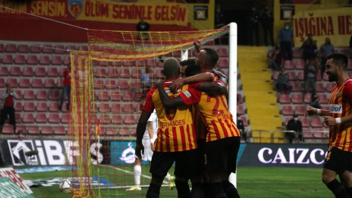 Yukatel Kayserispor - Kasımpaşa