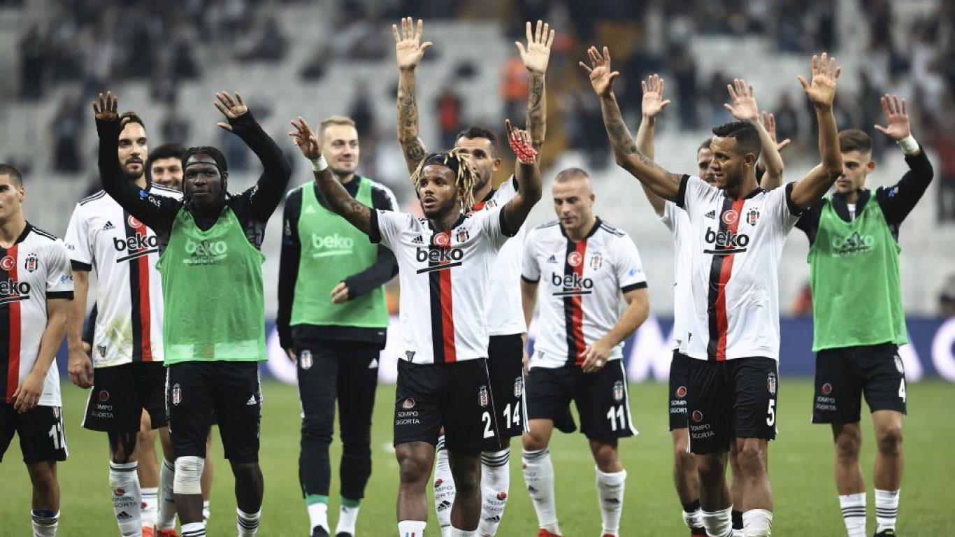 Beşiktaş - Öznur Kablo Yeni Malatyaspor