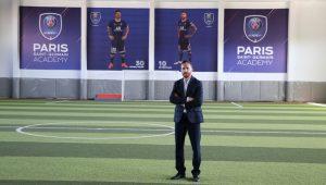 Paris Saint-Germain, Erzurum'da açtığı akademide geleceğin futbolcularını yetiştirecek