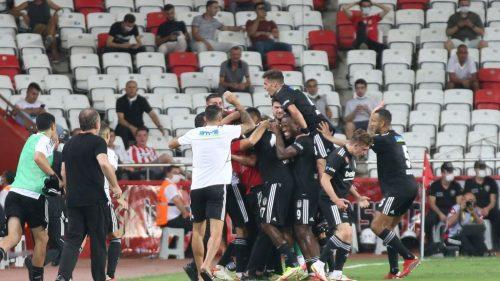 Fraport TAV Antalyaspor - Beşiktaş
