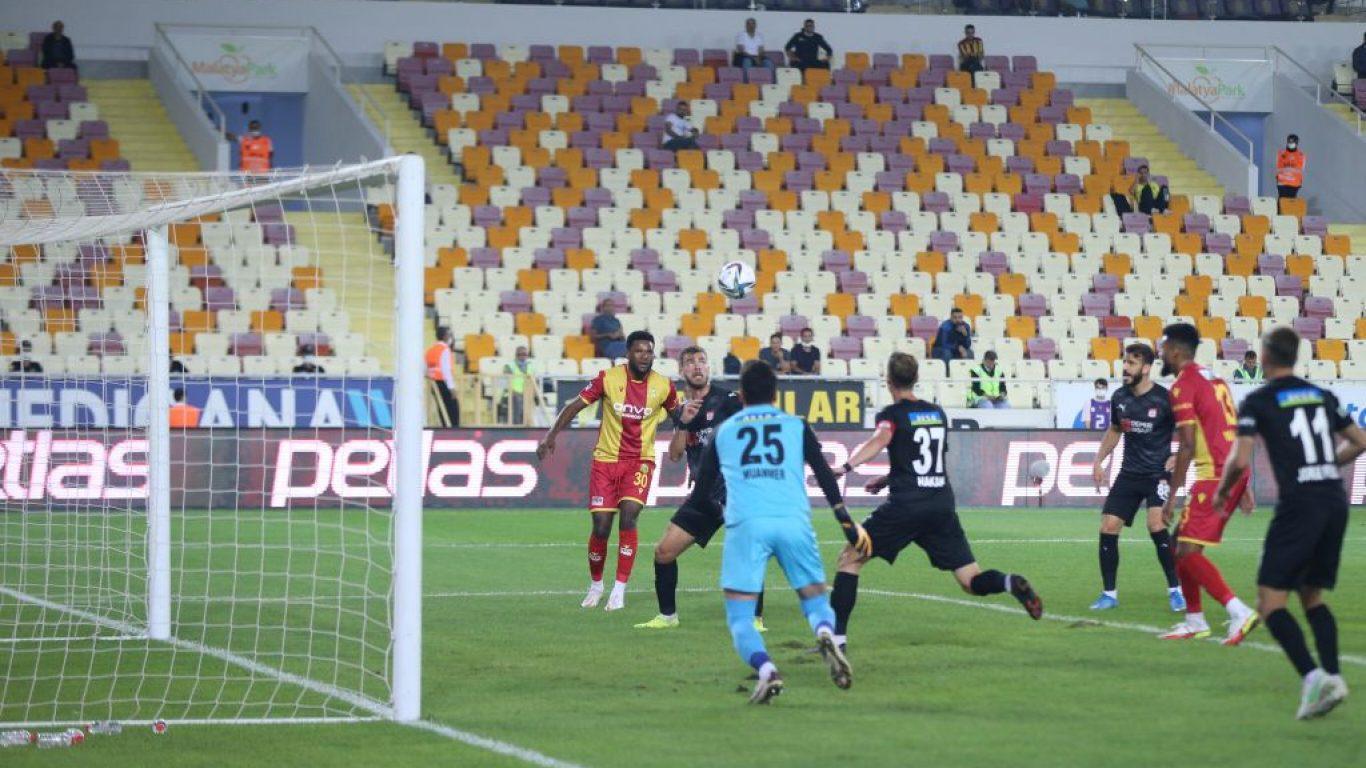Yeni Malatyaspor- Sivasspor
