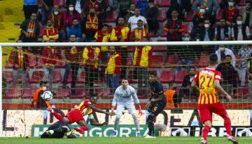Yukatel Kayserispor - Galatasaray