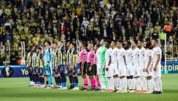 Fenerbahçe - GZT Giresunspor