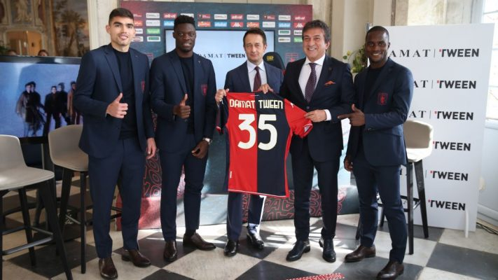 İtalya'nın köklü kulübü Genoa'yı Damat-Tween giydirecek