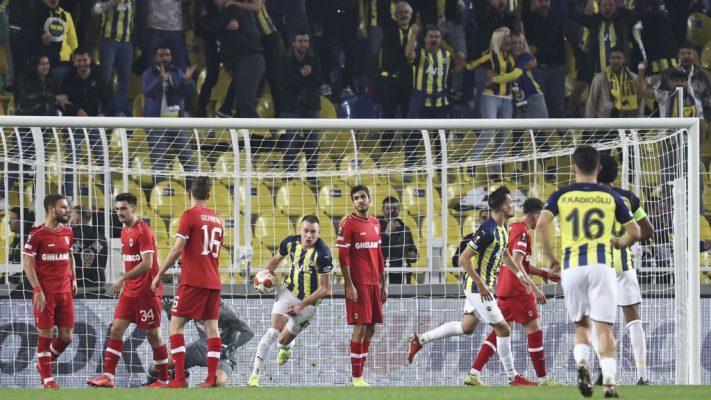 Fenerbahçe - Royal Antwerp