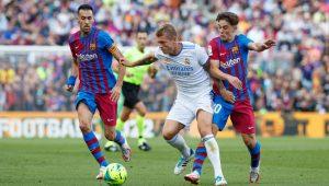 La Liga: FC Barcelona v Real Madrid