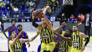 Fenerbahçe Beko - Barcelona